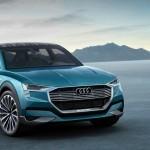 Электрический кроссовер Audi составит конкуренцию Tesla Model X