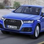 Новый Audi Q7 2015 — 2016