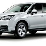 Обновлённый кроссовер Subaru Forester добрался до России