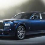 Rolls-Royce выпустил ограниченную серию Phantom Limelight Collection