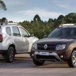 Renault Duster продолжает удерживать высокие позиции на российском рынке