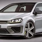 Volkswagen официально подтвердила выпуск спортивного Golf R400