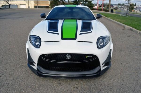 Тюнинг RSR для Jaguar XKR-S GT от ZR Auto