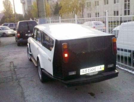 внешний тюнинг москвича 412 модели