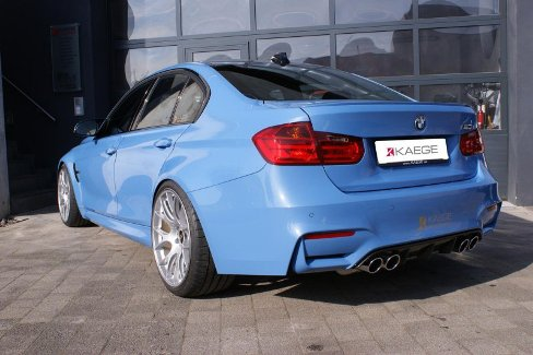 520-сильный BMW M3 (F80)