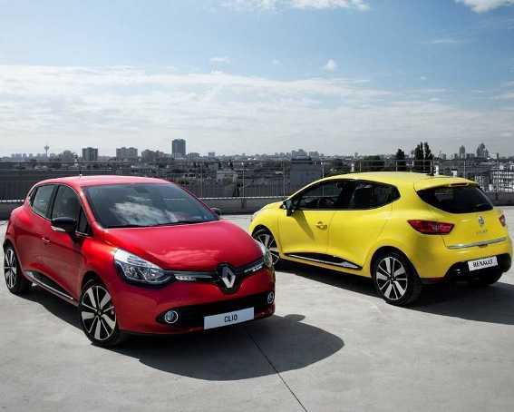 Renault Clio 4 2013