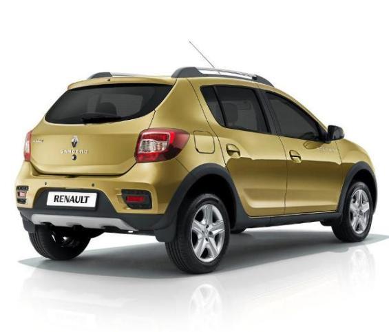 Новый Renault Sandero