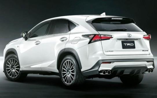 Тюнинг Lexus NX