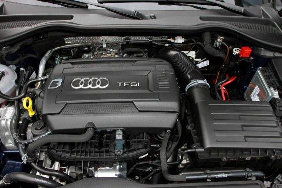 Audi TT мотор