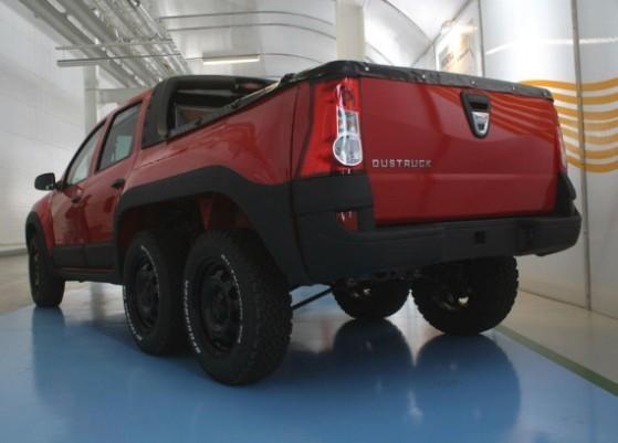 Dacia Dustruck