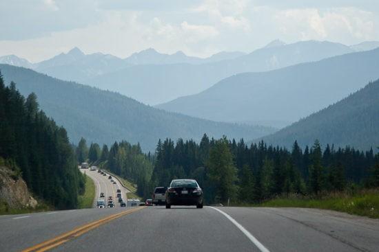 Автодороги и маршруты