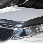 Эффективная, защитная деталь на капот автомобиля