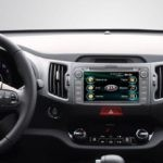 Подбор функциональной магнитолы для Kia Sportage
