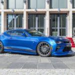 Юбилейный Chevrolet Camaro Supercharged от Geiger