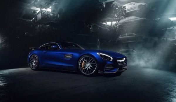 Mercedes-AMG GT-RSR