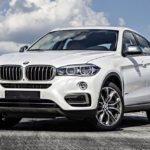 Тюнинг BMW X6 2015 от Lumma Design (фото)