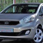 Kia Venga 2012: характеристики, цена в России