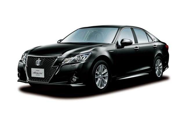 Седан Toyota Crown