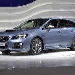 Краш-тест универсала Subaru Levorg 2016 (видео)