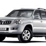 Toyota Land Cruiser Prado — самый популярный дизельный легковой автомобиль в России