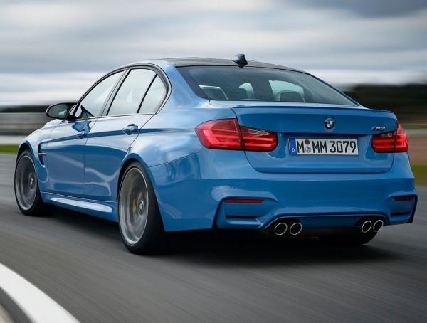 BMW M3 2015 года