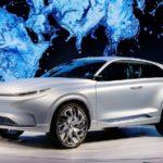 Кроссовер Hyundai FE на водороде выпустят в 2018 году