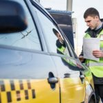 Курские таксисты не знают ПДД