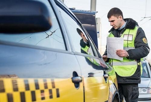 Курские таксисты