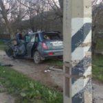 В Курской области на трассе «Крым» в ДТП пострадали четыре человека