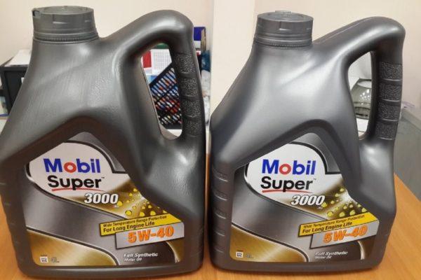 подделка моторного масла