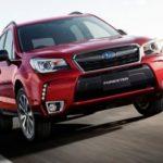 Японский кроссовер Subaru Forester 2018 получил новую спецмодификацию Smart Edition
