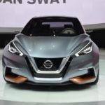 Nissan готовит новинку — электромобиль на основе Leaf