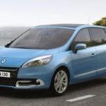 Цены на новый Renault Scenic 2012 в России