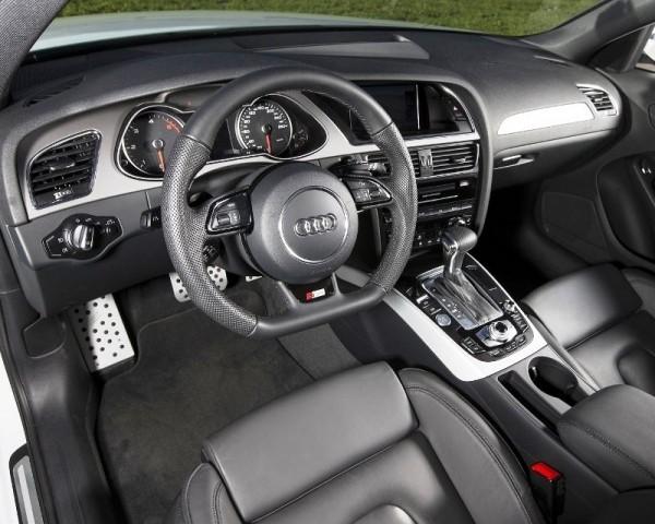 Audi A4 фото салона