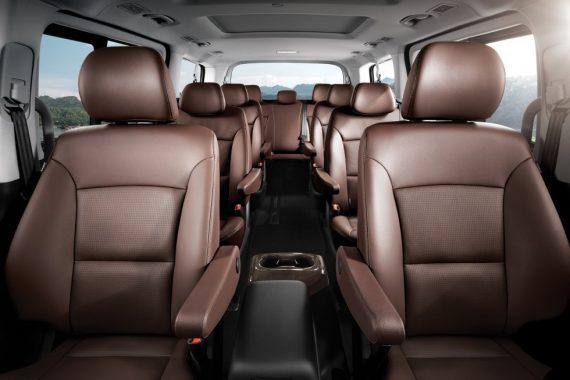 Hyundai Grand Starex фото салона