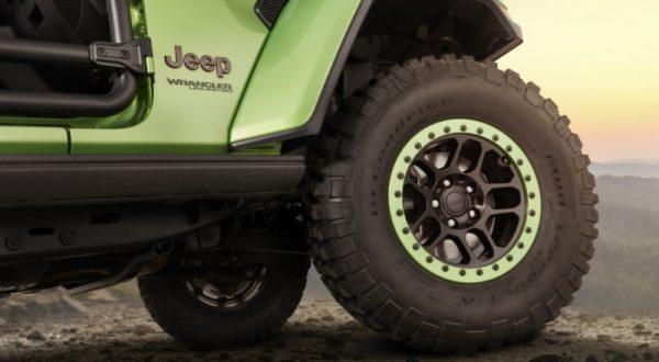 Новый Jeep получил уникальную модификацию