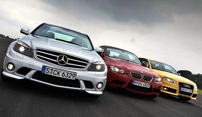 лучшие немецкие автомобили