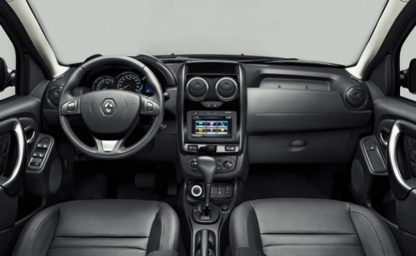 Renault Duster 2016 фото салона