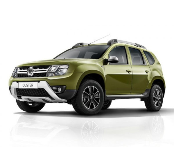 Renault Duster 2016