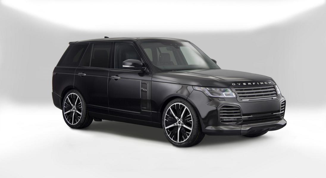 Range Rover в тюнинге Overfinch