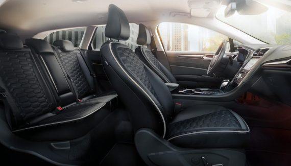 Форд Мондео 2019 – 2020 фото салона