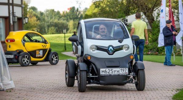 продажа электромобилей