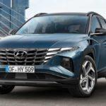 Hyundai представила кроссовер Tucson нового поколения