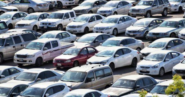 самые распространенные автомобили