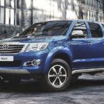 Toyota Hilux в августе стал самым популярным пикапом в РФ