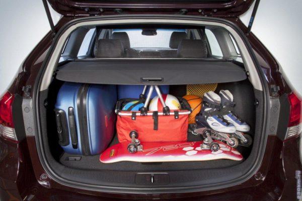 Багажник очень важная и полезная часть автомобиля